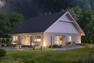 Projekty domów bliźniaczych