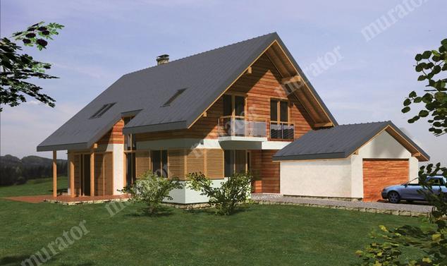 Projekt domu:  Murator C188   – Nowoczesny
